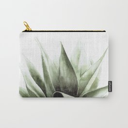 Aloe Carry-All Pouch