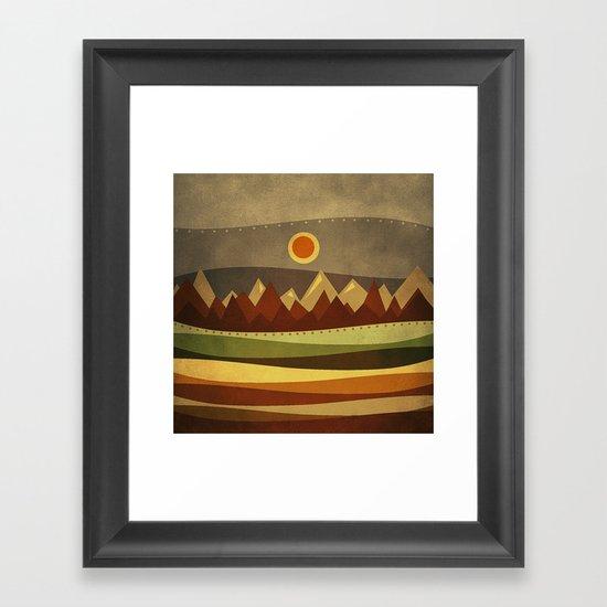 Textures/Abstract 134 Framed Art Print