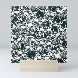 Pirate - White - Pirate Mini Art Print