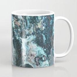 Grungy Marble Stone Coffee Mug
