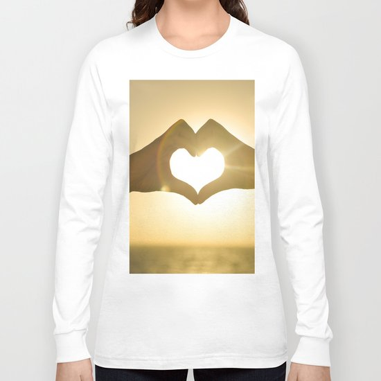 Love the Beach Long Sleeve T-shirt