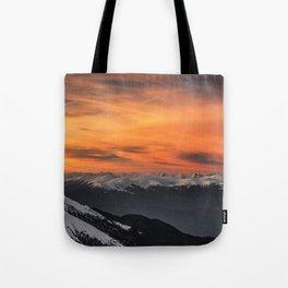 Peaks III Tote Bag