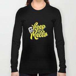 Keep it Mello Yellow Long Sleeve T-shirt