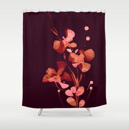 Organic Impressions 334zm by Kathy Morton Stanion Shower Curtain