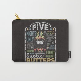 Exotic Butters Carry-All Pouch