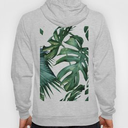 Simply Island Palm Leaves Hoody