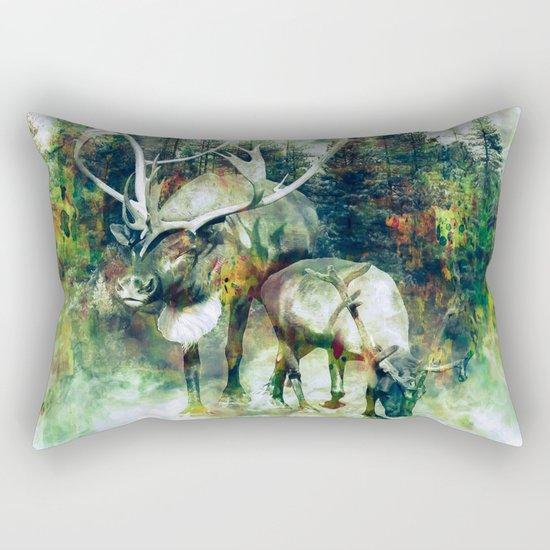 DEERS Rectangular Pillow