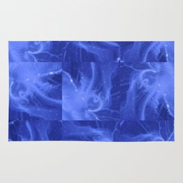 blue dream Rug