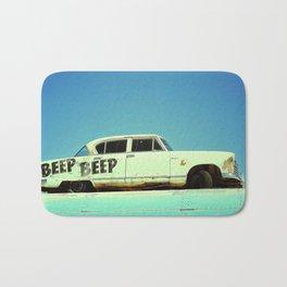 Beep Beep Bath Mat