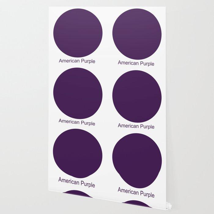 American Purple Wallpaper