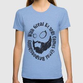 Spider Beard T-shirt