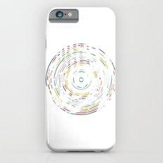 Rainbow Record Slim Case iPhone 6s