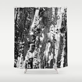 rock climbing, Yosemite Shower Curtain