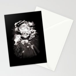Dark Guardian Stationery Cards