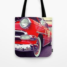 Classic red Tote Bag