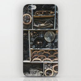 For wasps and bees iPhone Skin