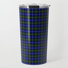 MacNeil of Barra Tartan Travel Mug