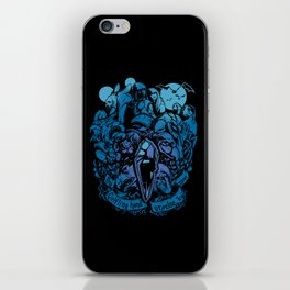Sundered and Undone iPhone Skin