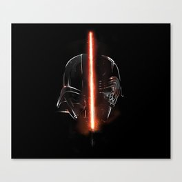 Rule the Galaxy Canvas Print