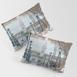urban stairs Pillow Sham