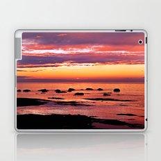 Sainte-Anne-Des-Monts Signature Sunset Laptop & iPad Skin
