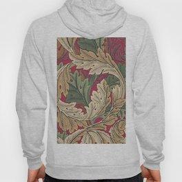 """William Morris """"Acanthus"""" 5. Hoody"""