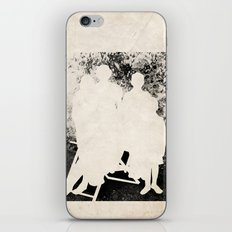 the secret family iPhone & iPod Skin
