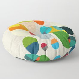 Jagged little pills Floor Pillow