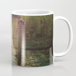 Peaceful Forest Bed Coffee Mug