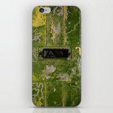UNANSWERED iPhone Skin