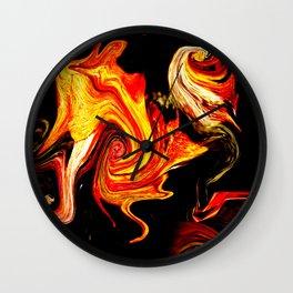 Universum Yello Wall Clock