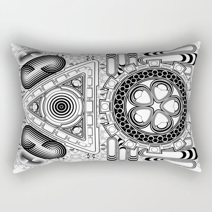 UNIT 43 Rectangular Pillow