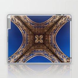 Eiffel Tower From Below Laptop & iPad Skin