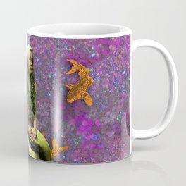 Into the Sequins Sea Coffee Mug