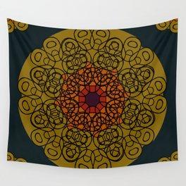 Poptab Rosetta Wall Tapestry