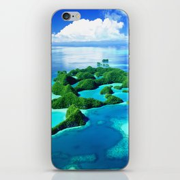 70 Wild Islands Palau iPhone Skin