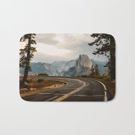 Yosemite National Park Bath Mat