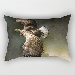 White-tailed eagle Rectangular Pillow