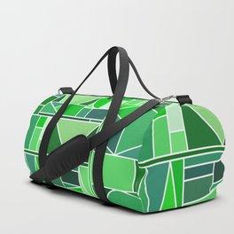 Kaku Green Duffle Bag