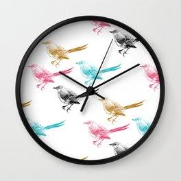 Mockingbirds  Wall Clock