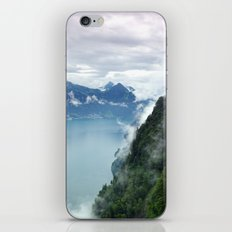 End of the Lake. iPhone Skin