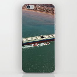 Ore Ship to Port iPhone Skin