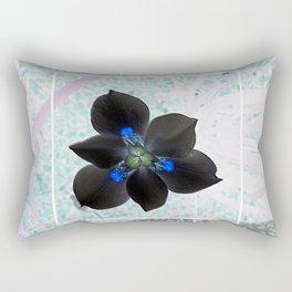 NEGATIVE NATURE Rectangular Pillow