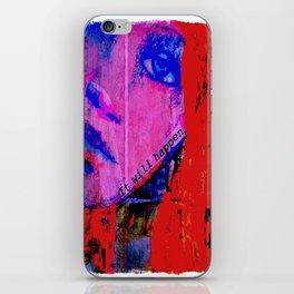 Believe it... iPhone Skin