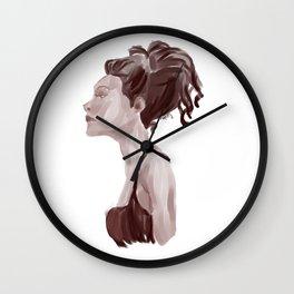 Chillin. Wall Clock