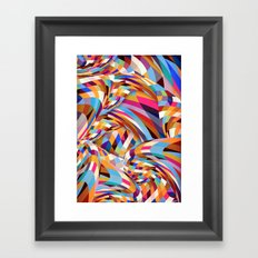 Shock Framed Art Print
