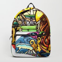 Circle of Life Backpack