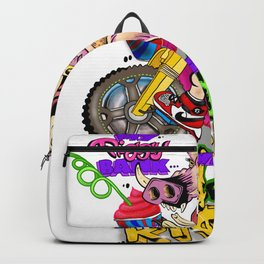 Kiddy Rich Backpack