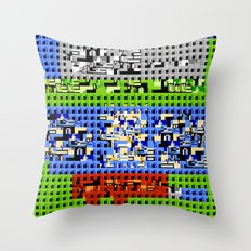 > NES V1 Throw Pillow