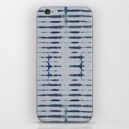 Shibori Lines iPhone Skin